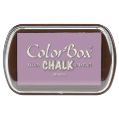ColorBox Fluid Chalk Ink Pad - Wisteria