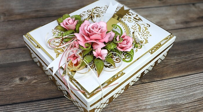 How to Create Elegant Roses & All Occasion Gift Baskets