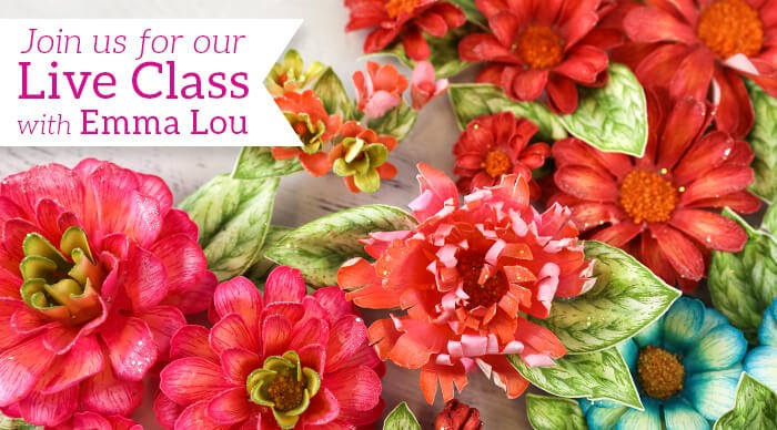 8 Different ways to shape the Zinnias