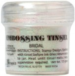Embossing Tinsel - Bridal