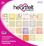 Dazzling Dahlia Paper Collection