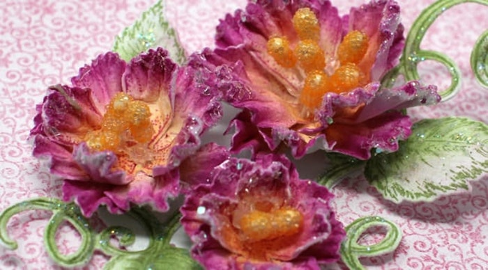 How to Shape and Create Elegant Ruffled Carnations 8 Different Ways