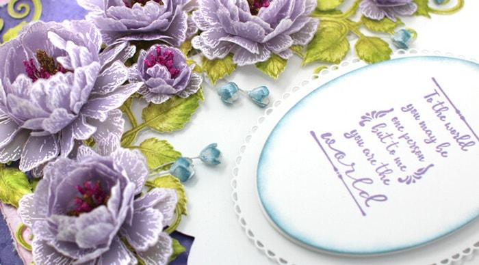 How to Create Elegant Vellum Flowers the EZ Way