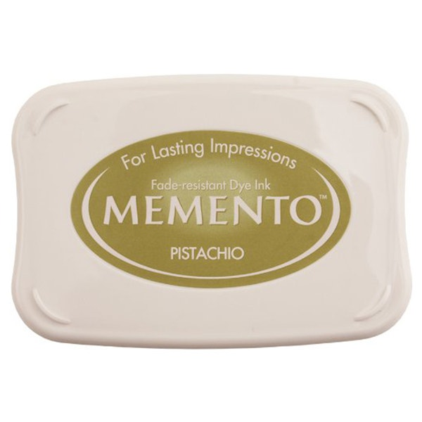 Memento Dye Ink Pad - Pistachio