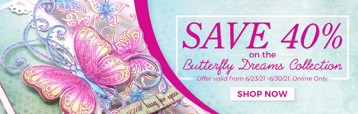 Butterfly Dreams Sale