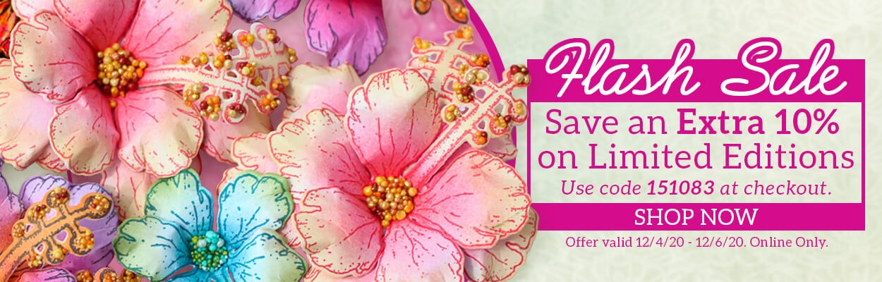 Limited Editions Flash Sale