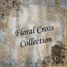 Floral Cross Collection