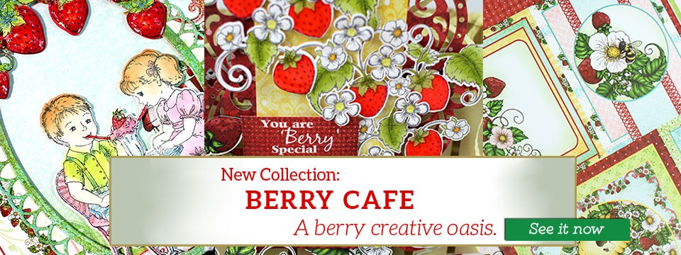 Berry Cafe Collection