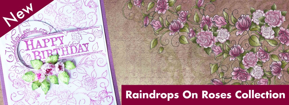 Raindrops on Roses Collection