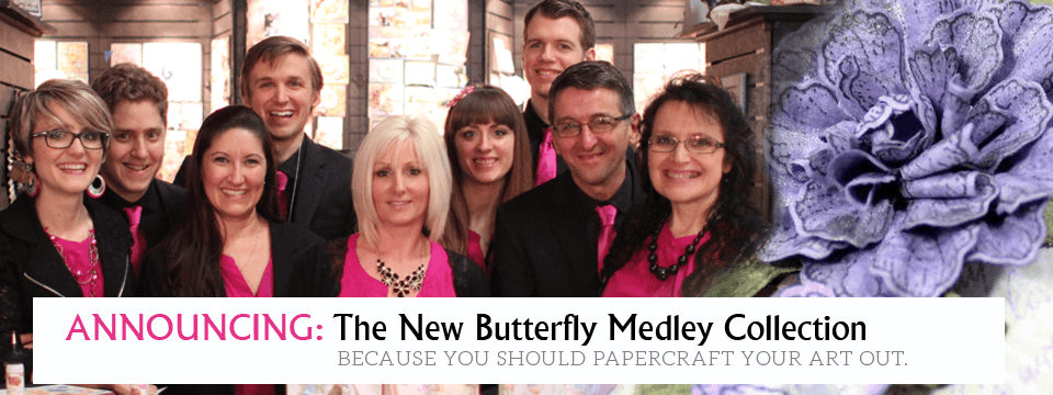 Butterfly Medley Collection