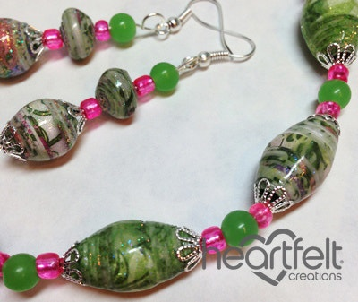 Enchanted Mum Jewelry Ensemble