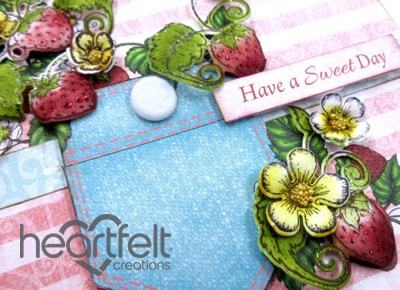 Sweet Day Pocket Card
