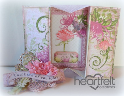 Enchanted Mum Box Card
