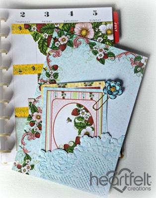 Berry Cafe Calendar Planner
