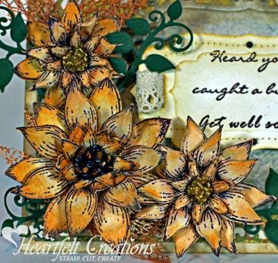 Get Well Soon Sunflowers