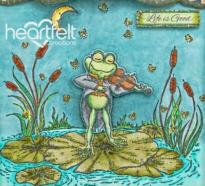 Midnight Frog Serenade