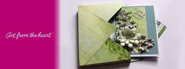 Tutorial Diy Handmade Envelopes For Your Dimensional Cards