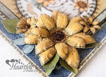 Sunflower Bouquet Get Well