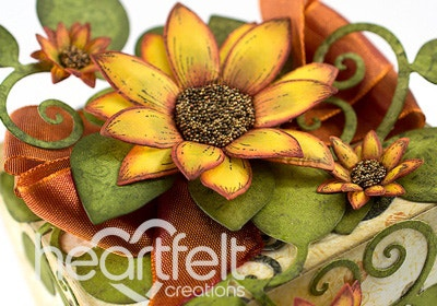 Sunflower Paperweight