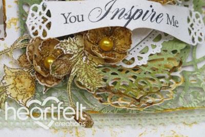 Golden Poppies Inspire