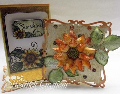 Sunflower Tea Box