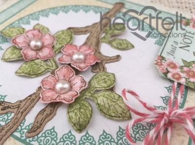 Pink Blossom Branch