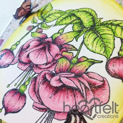 Get Well Fuchsia Bouquet