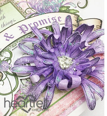 Joy And Promise Purple Mum