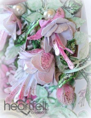 Pink Fuchsia Best Wishes