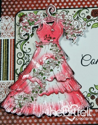 Red Dress Congratulations