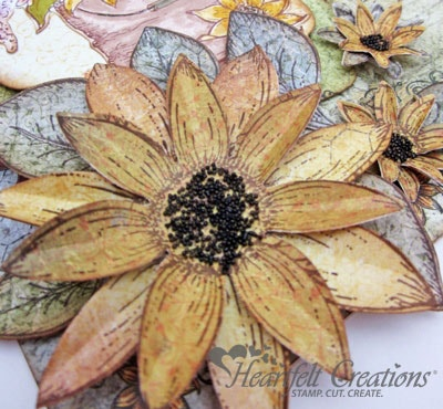 Sunflower Bucket Bouquet