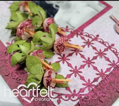 Cascading Fuchsia Layout