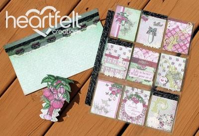 Fuchsia Pocket Letter