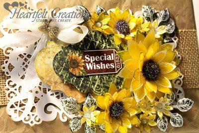 Sunflower Gift Wrapping