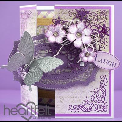 Silver Wings Lavender Blooms