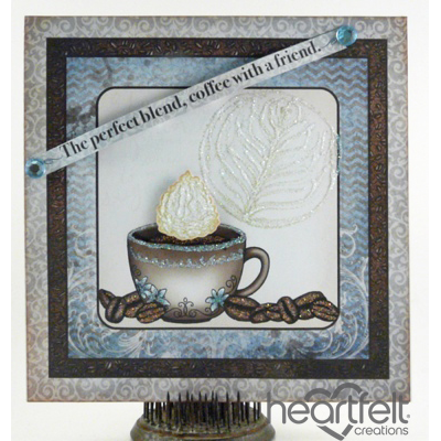 Coffee With A Friend Card