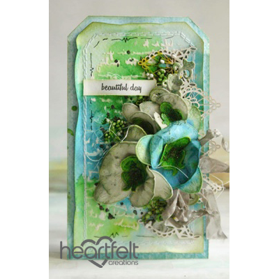 Beautiful Day Orchids Tag