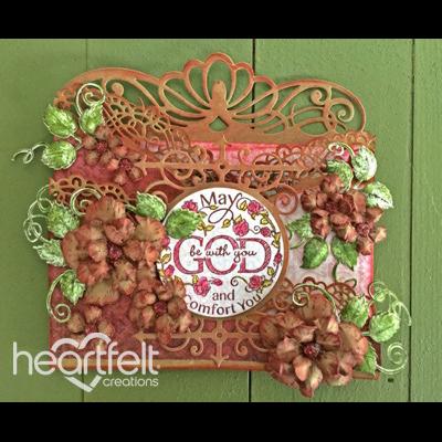 Gods Comfort Foldout Card