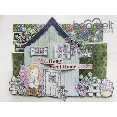 Home Sweet Home Foldout Card