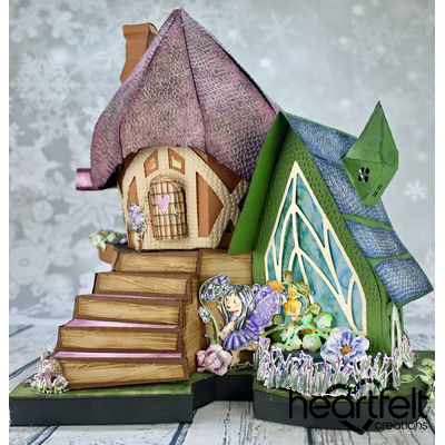 Whimsical Fairy Cottage
