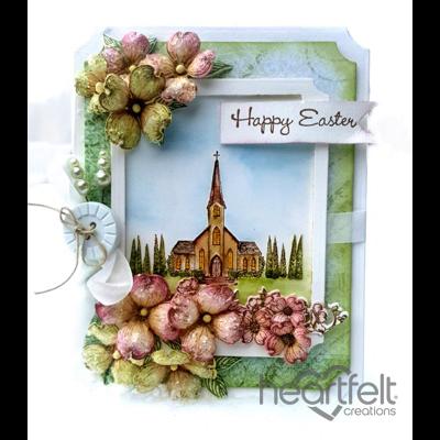 Easter Flowering Dogwood Chapel