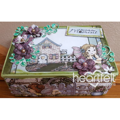 Fairy Cottage Box