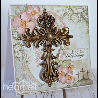Flowering Dogwood Cross