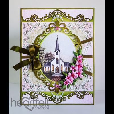 Dogwood Chapel Pockets And Flip Folds