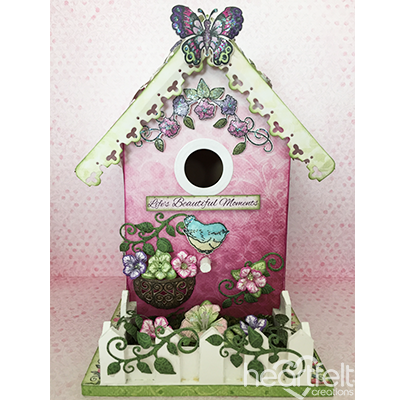 Beautiful Moments Birdhouse