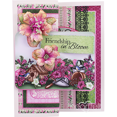 Friendship Petunia Multifold