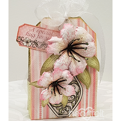 Sunrise Lily Gift Box