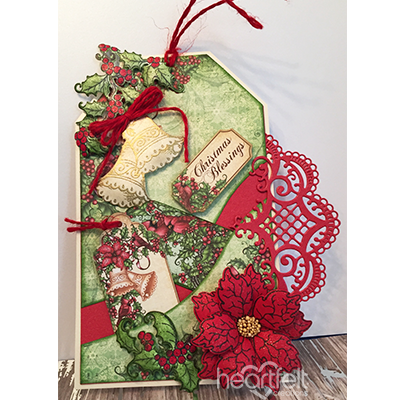 Christmas Blessings Tag