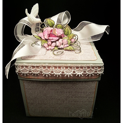 Classic Wedding Explosion Box