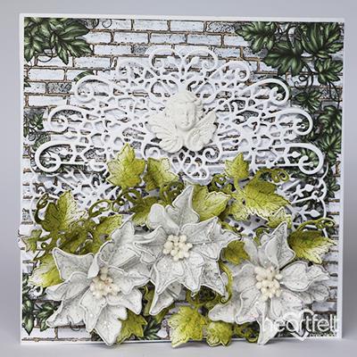 Stunning White Florals